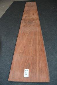 Afrikaans palissander fineer 0,825m²