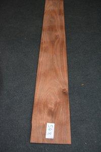 Afrikaans palissander fineer 0,2565m²