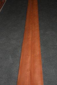 Moabi fineer 0,25m²