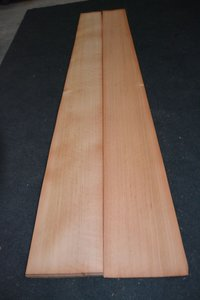 Oregon Pine 0,48m²