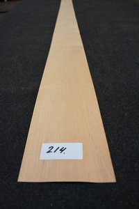 Esdoorn fineer 0,255m²